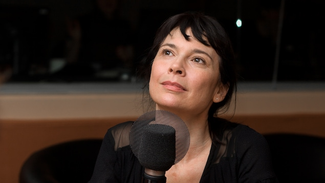 La comédienne Anne Dorval, en 2011
