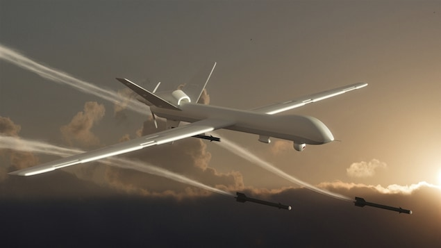 Les drones changent la façon de faire la guerre.