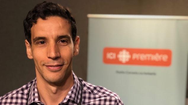 Housseyn Belaiouer, cofondateur de l'Association algérienne du grand Toronto.