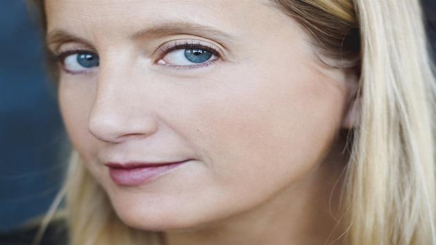 L'auteure et scénariste Rafaële Germain