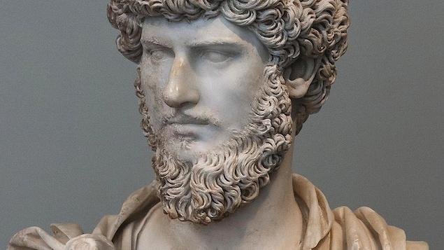 L'empereur romain Marc Aurèle