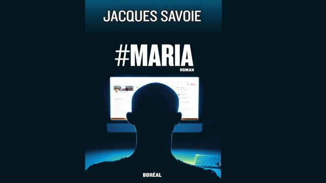 La page couverture du livre met en scène une personne photographiée de dos regardant un écran d'ordinateur.