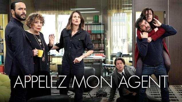 L'affiche de la série.