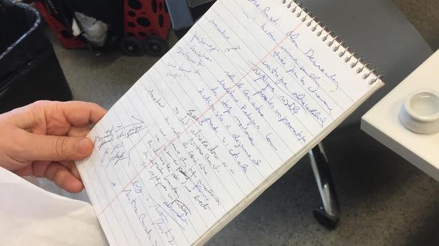 Les notes des membres du jury des Aurore