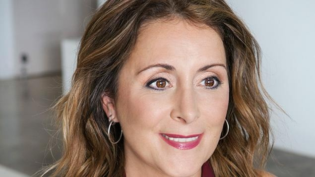Chantal Cadieux, auteure de Mémoires vives