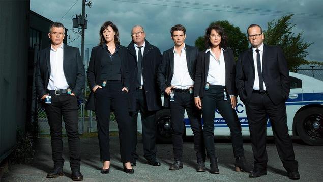 Patrice Godin, Geneviève Brouillette, Guildor Roy, Sébastien Delorme, Hélène Bourgeois-Leclerc, Michel Charette.