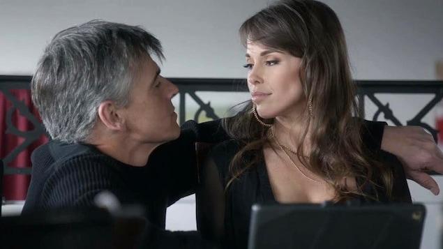 Yanick Dubeau et Julianne Simoneau.