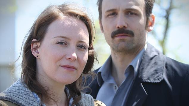 Isabelle Blais et Émile Proulx-Cloutier