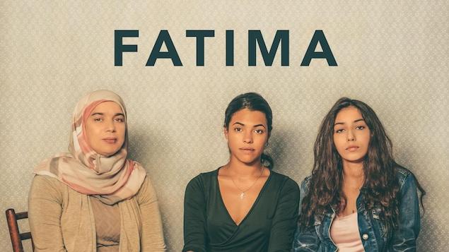 Fatima et ses deux filles