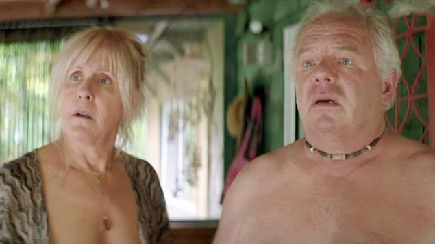 Ils ont l'air, tous les deux très, très surpris.