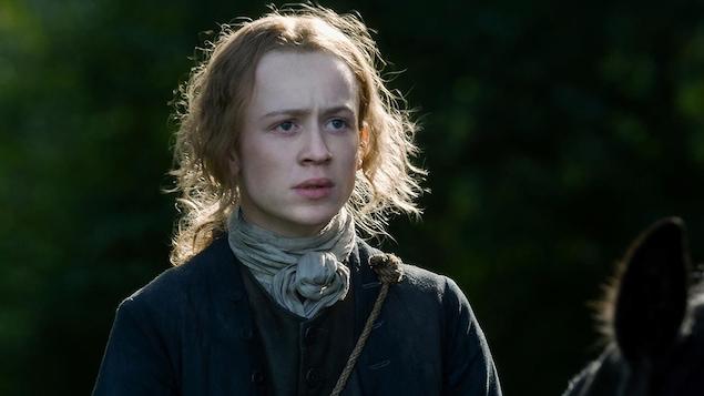 John Bell dans le rôle de Ian Murray jeune.