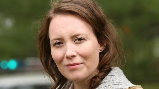 Isabelle Blais dans le rôle de Constance Forest