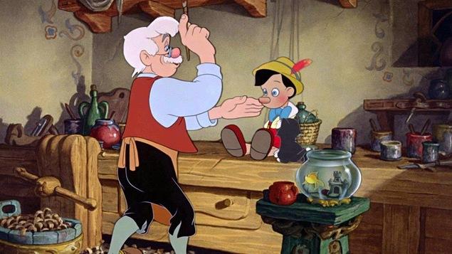 Pinocchio est il le meilleur film de disney ici radio - Poisson pinocchio ...