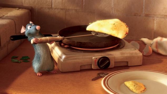 <p><i>Ratatouille</i> : un menu 5 services</p>