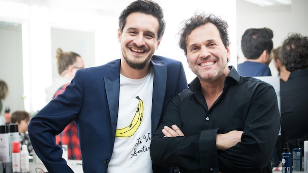 Sébastien Diaz et Martin Léon.