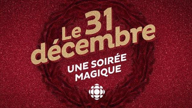 Le 31 décembre une soirée magique.