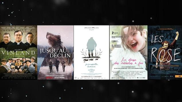 5 finalistes pour les prix Iris (Gala Québec Cinéma) 2021