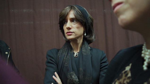 L'avocate et juge Rachel Freier fait partie de la communauté juive ultra-orthodoxe de New York.