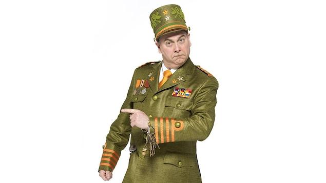 Portrait du personnage de Chef.