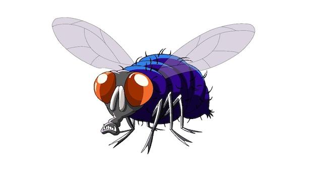 Kap est une mouche, un frappe-abord. Elle est la fidèle amie de Carcajou et de Monsieur K. Elle espionne les villageois et villageoises et rapporte à ses amis des informations pertinentes, qu'elle transmet sous forme de bourdonnements et de battements d'ailes.