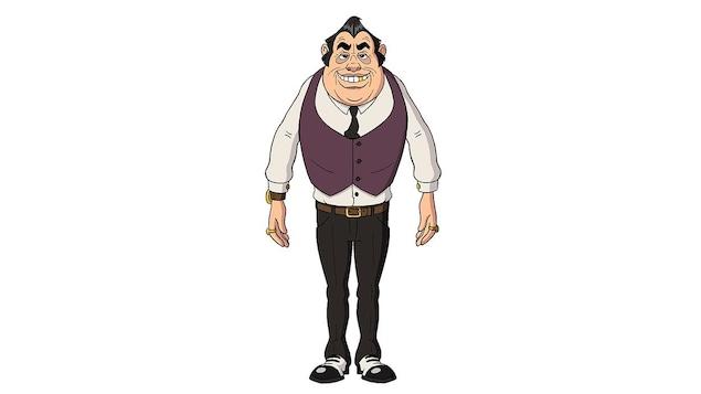 Monsieur K est la métamorphose de Carcajou dans le village. Tout le monde se méfie de lui, surtout Imala. Il ne pense qu'à développer des projets pour s'enrichir aux dépens de l'environnement. Rien ne l'arrête dans son désir de s'approprier les richesses de la presqu'île.
