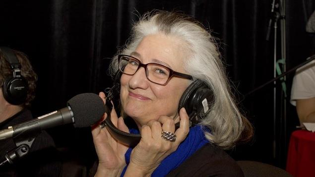 L'auteure Marie Laberge.