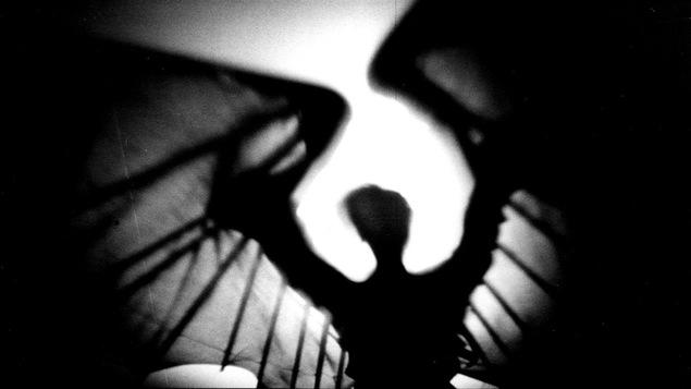 Une image tirée du spectacle « Vinci » de Robert Lepage