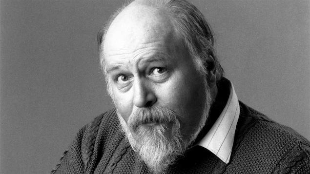 L'animateur Jean-Claude Germain en 1989.