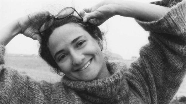 Marie Laberge à 20 ans, en 1970