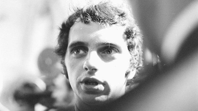 Claude Charron dans les années 1960