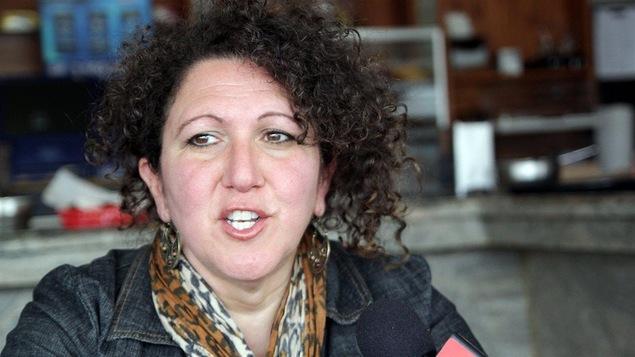 Rosa Cordi est guide culturelle dans le quartier de la Petite Italie