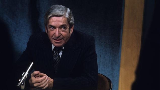 L'animateur et scientifique Fernand Seguin en 1976