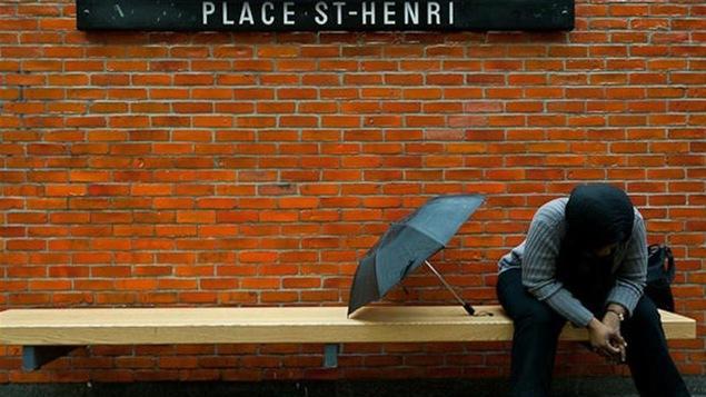 La station Place St-Henri