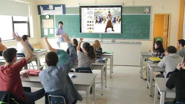 Shawn Young, enseignant et créateur du jeu Classcraft