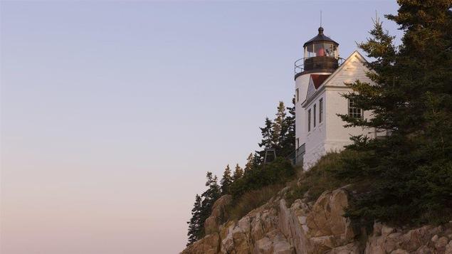 Un phare acadien