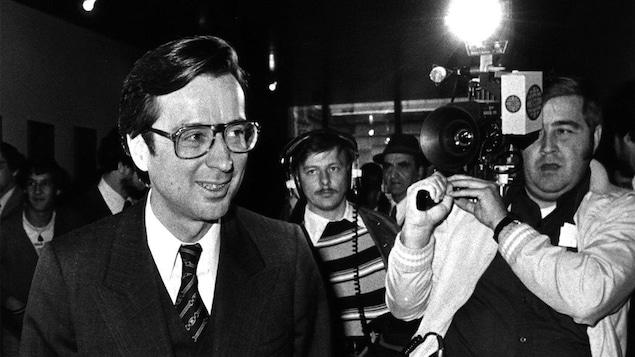 Robert Bourassa en octobre 1978