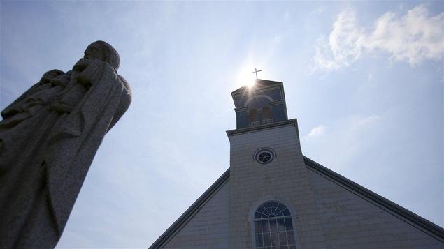 Une église québécoise