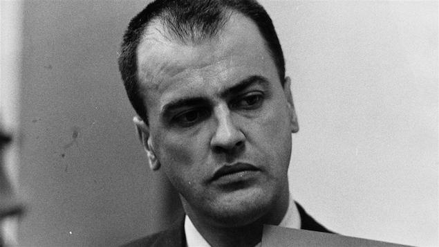 Jean-Paul Desbiens, le frère Untel, en 1964