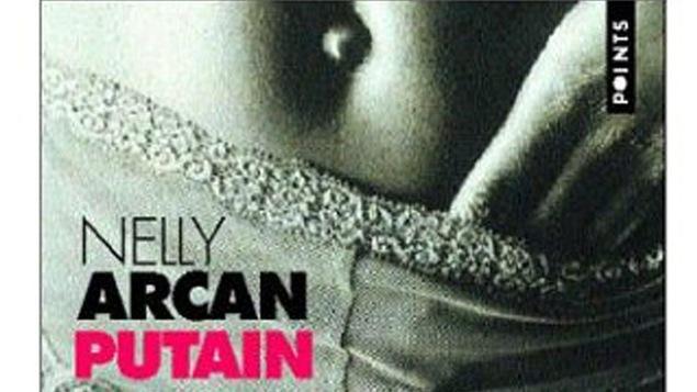 Détail de la couverture du livre <em>Putain</em>, de Nelly Arcan
