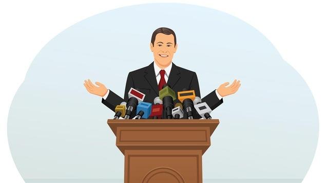 Les promesses électorales permettent d'établir une vision politique.