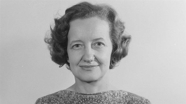 Brenda Milner en 1965