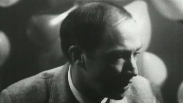 Pierre Elliott Trudeau, alors ministre de la Justice, en décembre 1967