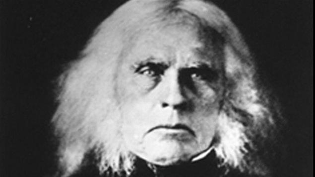 John McLoughlin, l'un des fondateurs de l'Oregon