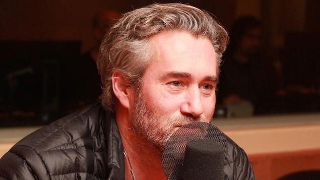 Roy Dupuis en 2012