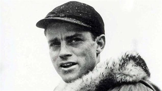 Emile St. Godard, champion olympique de course de traîneau à chiens