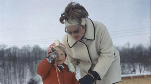 Lucile Wheeler et sa fille Merle