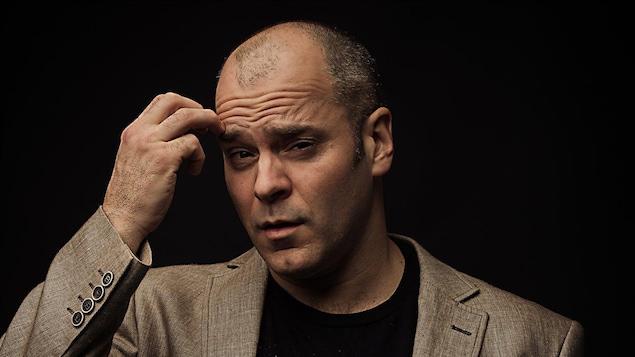L'humoriste Daniel Grenier