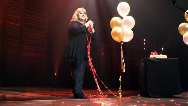 Lise Dion au Théâtre St-Denis