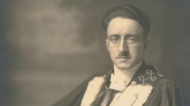 Séraphin Marion, historien et professeur, Ottawa, 1923 ou 1924