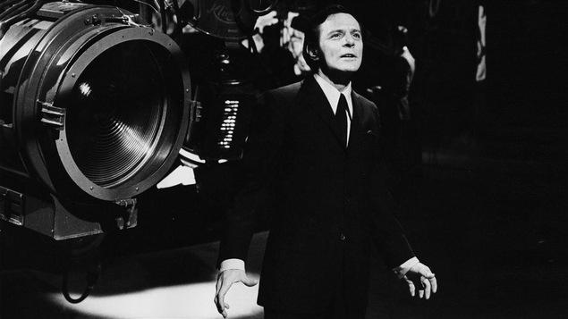 Claude Léveillée le 3 novembre 1968